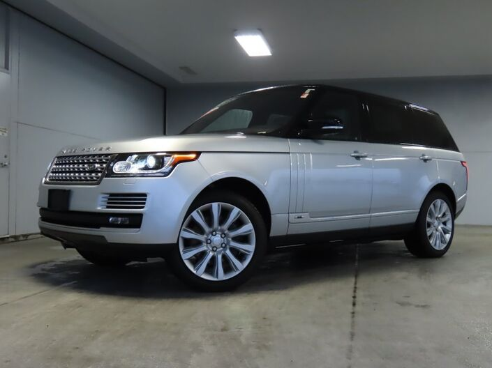2017 Land Rover Range Rover 5.0L V8 Supercharged Kansas City KS