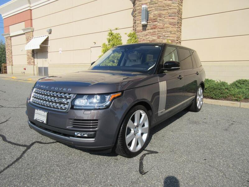 2017_Land Rover_Range Rover_5.0L V8 Supercharged_ Warwick RI