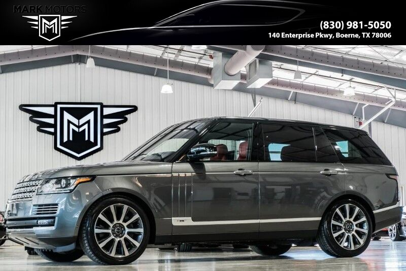 2017_Land Rover_Range Rover_Autobiography - LONG WHEEL BASE - $147,686 MSRP_ Boerne TX