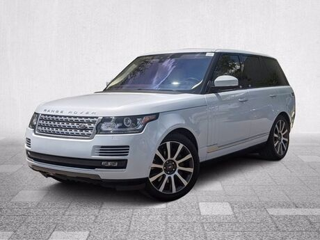 2017 Land Rover Range Rover Autobiography San Antonio TX