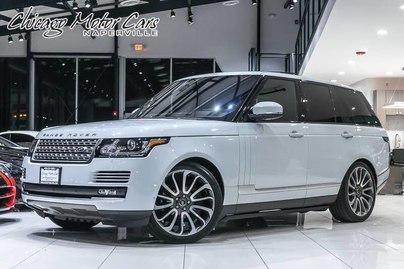 2017_Land Rover_Range Rover Autobiography_SUV **MSRP $144,646**_ Chicago IL