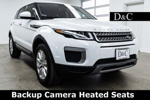 2017_Land Rover_Range Rover Evoque_Backup Camera Heated Seats_ Portland OR