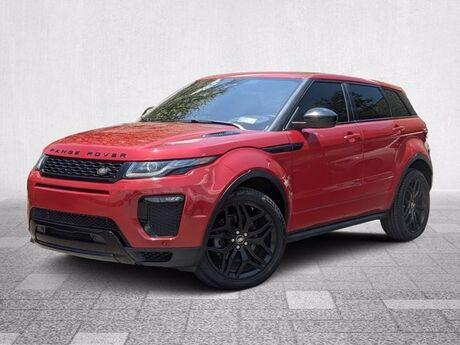 2017 Land Rover Range Rover Evoque HSE Dynamic San Antonio TX