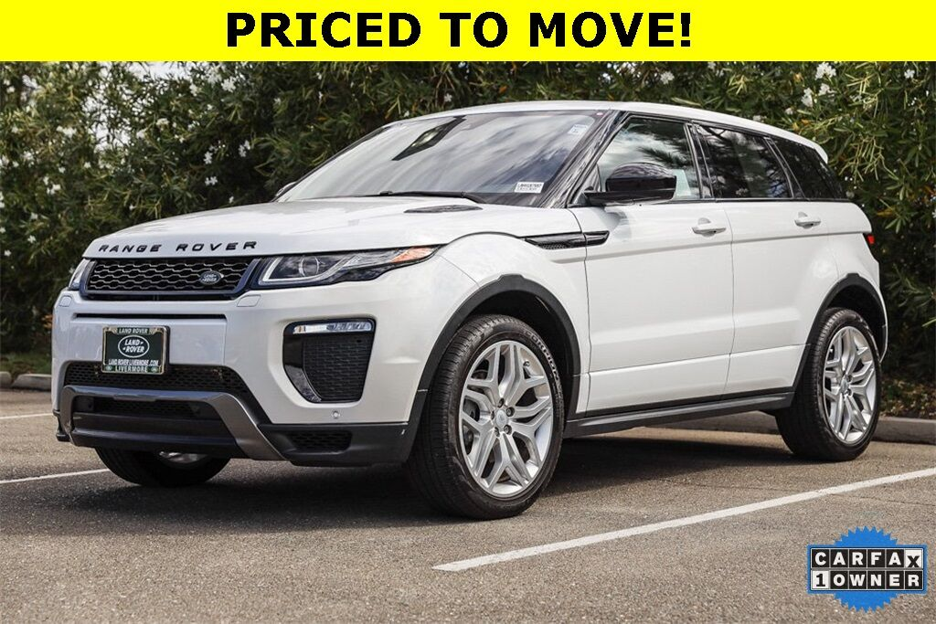 2017 Land Rover Range Rover Evoque HSE Dynamic Livermore CA