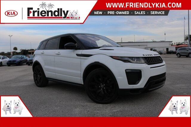 2017 Land Rover Range Rover Evoque HSE Dynamic New Port Richey FL