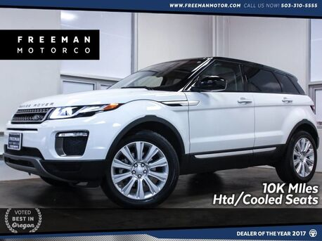 2017_Land Rover_Range Rover Evoque_HSE Htd/Cooled Seats 10K Miles Local_ Portland OR