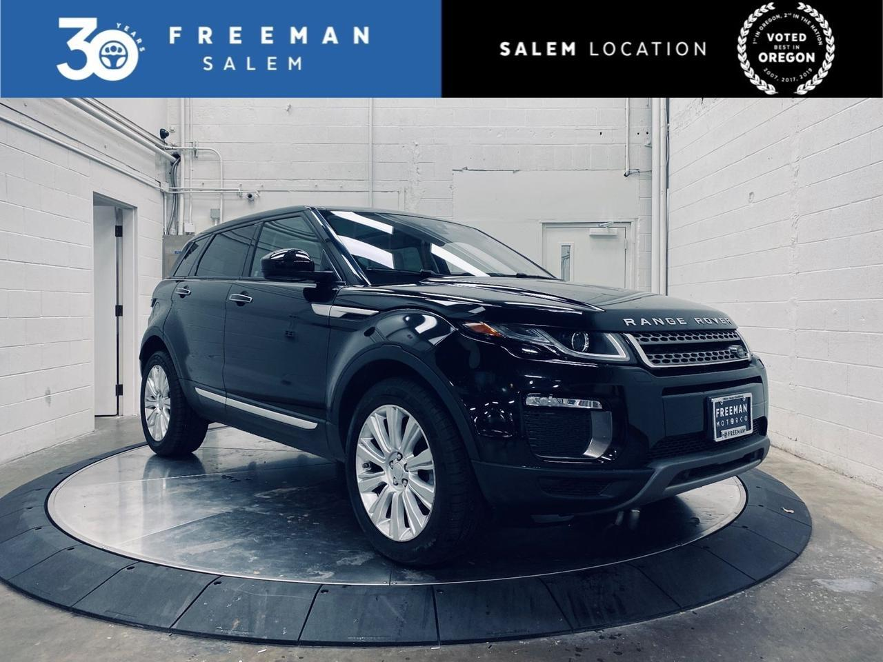 2017 Land Rover Range Rover Evoque HSE Htd Seats Panorama Roof Salem OR