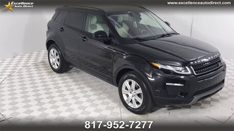 2017_Land Rover_Range Rover Evoque_PADDLE SHIFTER ,PANO ROOF,BCK-CAM,NAV,BLUETOOTH..._ Euless TX