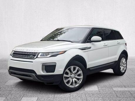 2017 Land Rover Range Rover Evoque SE San Antonio TX