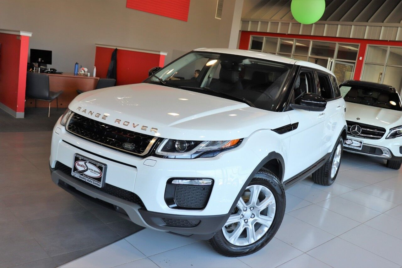 2017 Land Rover Range Rover Evoque SE Drivers Assist package Climate Package Springfield NJ