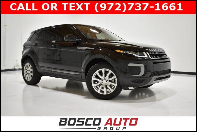 2017 Land Rover Range Rover Evoque SE Flower Mound TX
