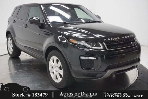 2017_Land Rover_Range Rover Evoque_SE NAV,CAM,PANO,HTD STS,PARK ASST,18IN WLS_ Plano TX