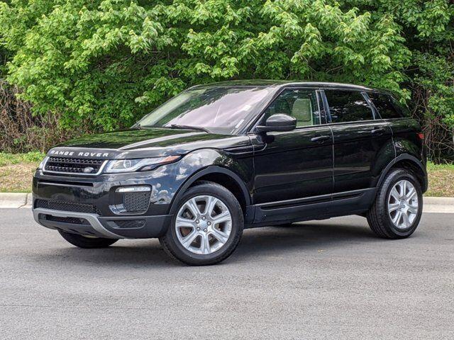 2017 Land Rover Range Rover Evoque SE Premium Cary NC