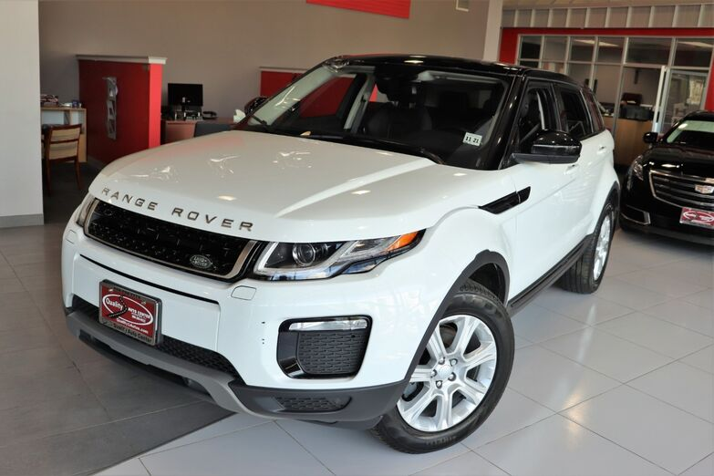 2017 Land Rover Range Rover Evoque SE Premium Climate Convenience Package Meridian Audio Navigation Backup Camera Springfield NJ