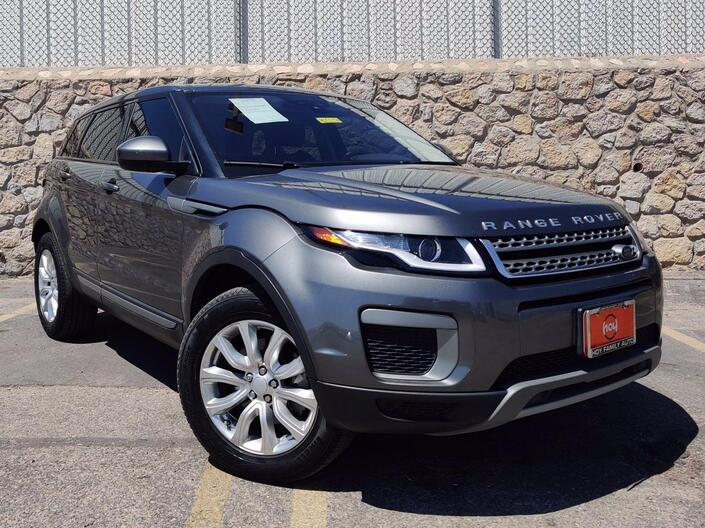 2017 Land Rover Range Rover Evoque SE Premium El Paso TX