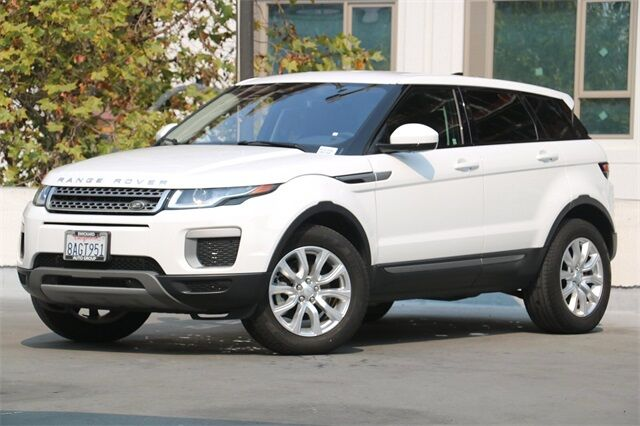 2017 Land Rover Range Rover Evoque SE Redwood City CA