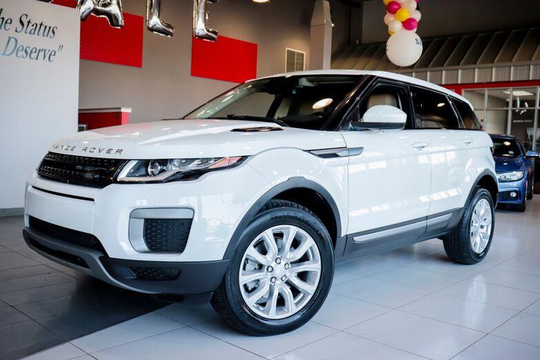 2017 Land Rover Range Rover Evoque SE Springfield NJ