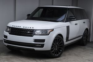 2017_Land Rover_Range Rover_HSE_ Akron OH