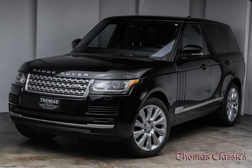 2017 Land Rover Range Rover HSE Akron OH