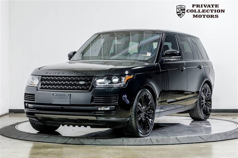 2017_Land Rover_Range Rover_HSE Blackout Package $102,401 MSRP_ Costa Mesa CA