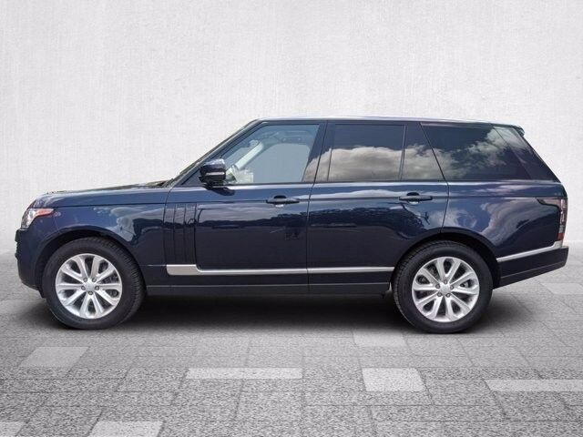 2017 Land Rover Range Rover HSE San Antonio TX