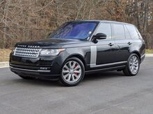 2017_Land Rover_Range Rover_HSE_ Cary NC
