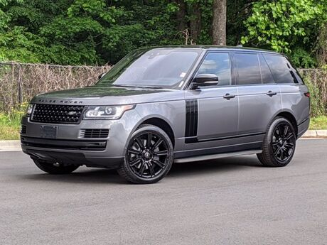 2017 Land Rover Range Rover HSE Cary NC