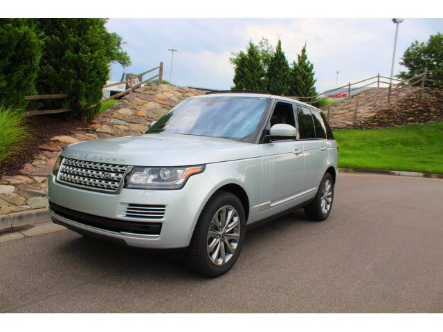 2017 Land Rover Range Rover HSE Merriam KS