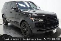 Land Rover Range Rover HSE Td6 NAV,CAM,PANO,CLMT STS,PARK ASST,20IN WLS 2017