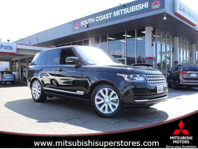 2017 Land Rover Range Rover HSE Victorville CA