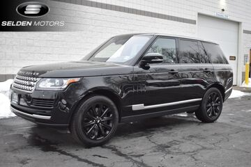 2017_Land Rover_Range Rover_HSE_ Willow Grove PA