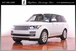 2017_Land Rover_Range Rover_HSE_ Northbrook IL