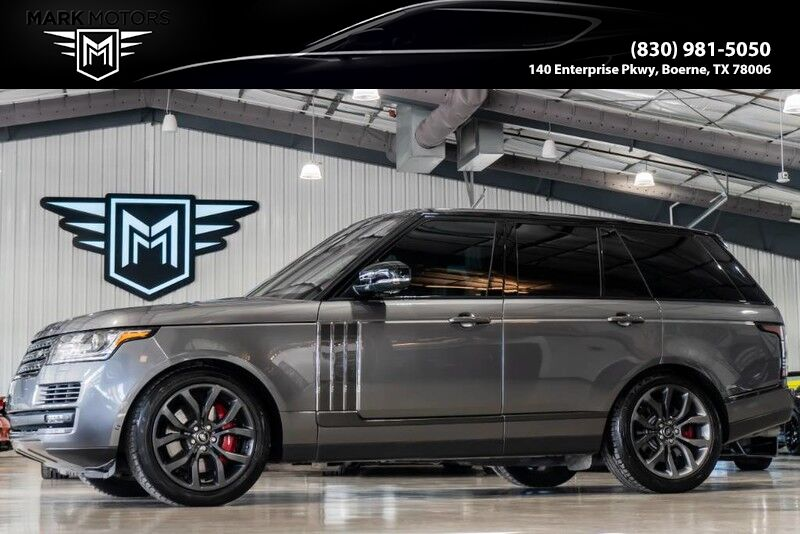 2017_Land Rover_Range Rover_SV Autobiography Dynamic_ Boerne TX