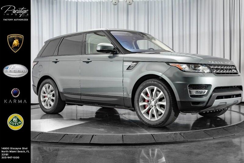2017_Land Rover_Range Rover Sport__ North Miami Beach FL