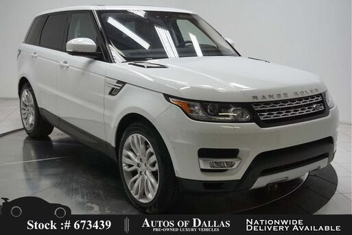 2017_Land Rover_Range Rover Sport_3.0L V6 SC HSE NAV,CAM,PANO,HTD STS,21IN WLS_ Plano TX