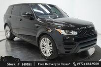 Land Rover Range Rover Sport 3.0L V6 SC SE NAV,CAM,PANO,PARK ASST,21IN WLS 2017