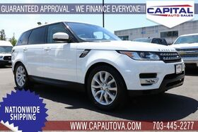 2017_Land Rover_Range Rover Sport_3.0L V6 Supercharged HSE_ Chantilly VA