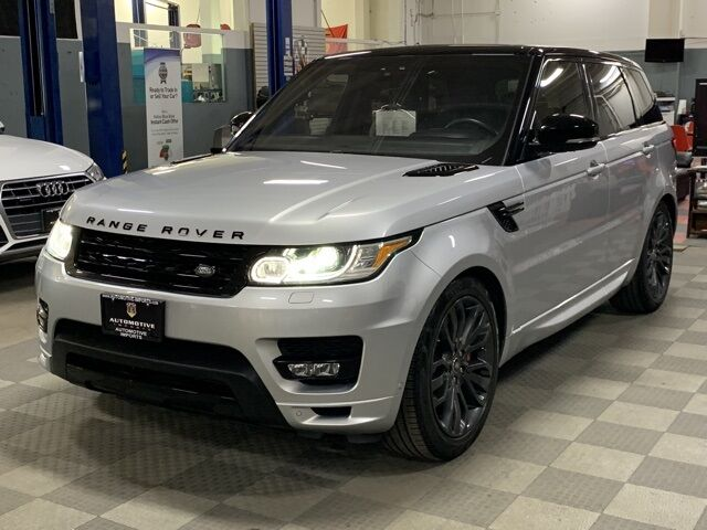 2017 Land Rover Range Rover Sport 3.0L V6 Supercharged HSE Dynamic