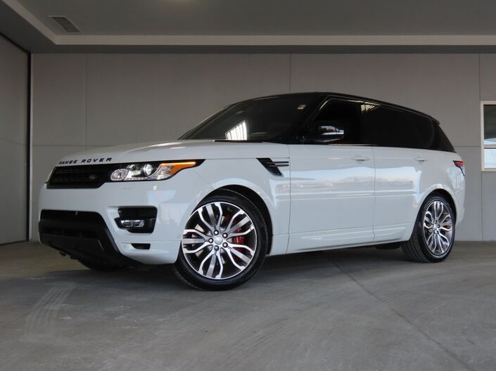 2017 Land Rover Range Rover Sport 3.0L V6 Supercharged HSE Dynamic Merriam KS