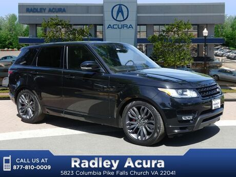 2017 Land Rover Range Rover Sport 3.0L V6 Supercharged HSE Falls Church VA
