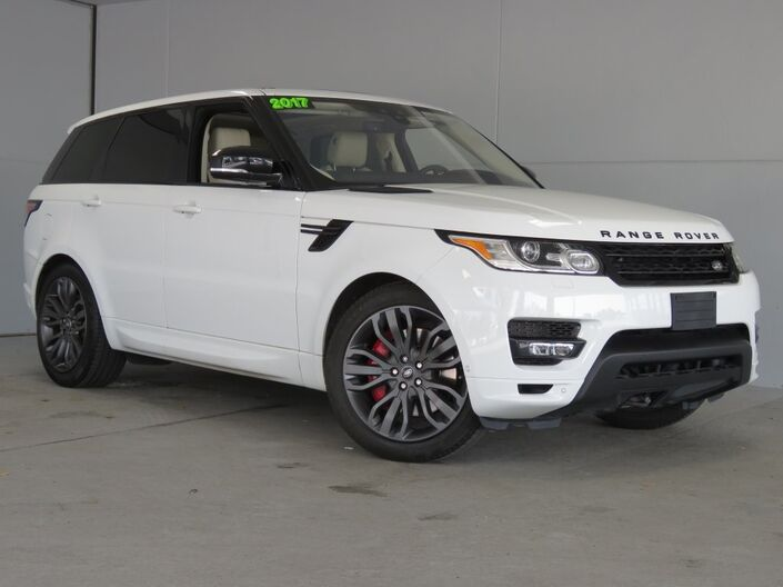 2017 Land Rover Range Rover Sport 3.0L V6 Supercharged HSE Merriam KS