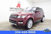 2017 Land Rover Range Rover Sport 3.0L V6 Supercharged HSE Montgomery AL