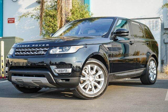 2017 Land Rover Range Rover Sport 3.0L V6 Supercharged HSE Redwood City CA