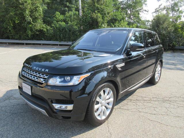 2017 Land Rover Range Rover Sport 3.0L V6 Supercharged HSE Warwick RI