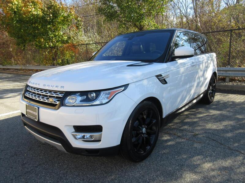 2017_Land Rover_Range Rover Sport_3.0L V6 Supercharged HSE_ Warwick RI