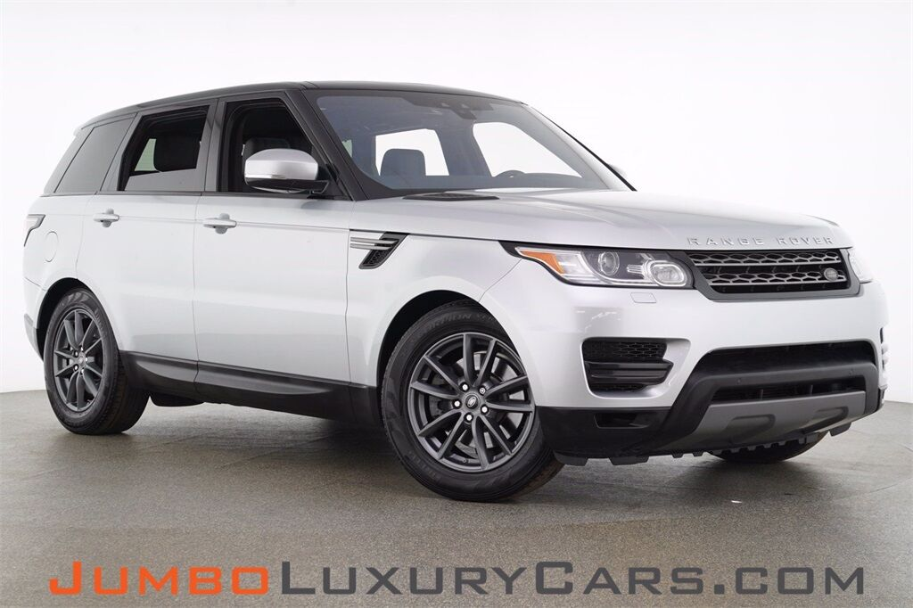 2017 Land Rover Range Rover Sport 3.0L V6 Supercharged SE Hollywood FL