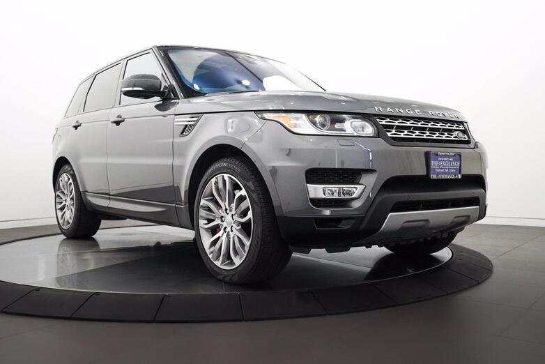 2017 Land Rover Range Rover Sport 5.0L V8 Supercharged Highland Park IL