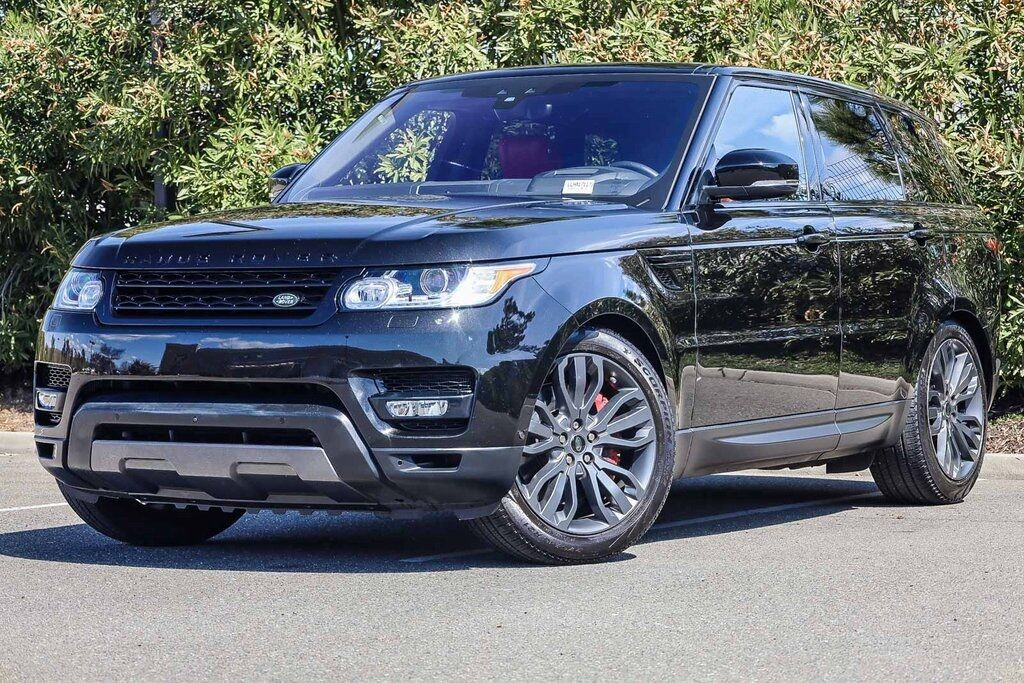 Used 2017 Land Rover Range Rover Sport 5.0L V8 Supercharged