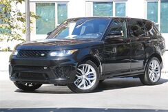 2017_Land Rover_Range Rover Sport_5.0L V8 Supercharged SVR_ Redwood City CA
