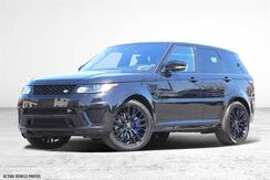 2017_Land Rover_Range Rover Sport_5.0L V8 Supercharged SVR_ San Jose CA